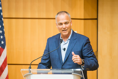 Distinguished Leaders Lecture Series - Mark Richt (4-25-2018)