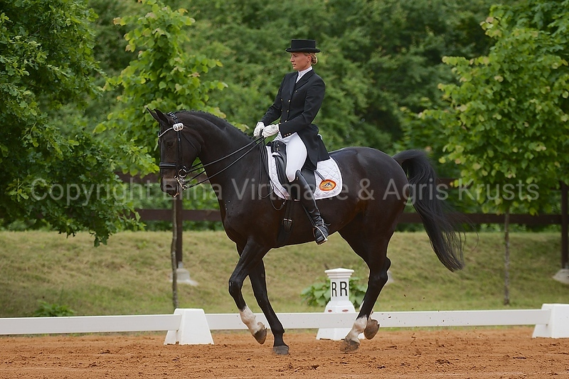 Baltic Dressages League 14.06.2014 /