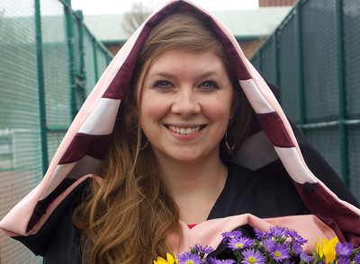 GradSchool Graduation 05062016