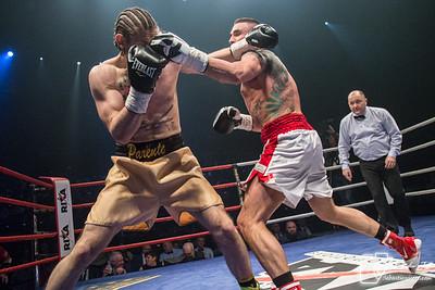 Tommy Houle vs Marco Parente Tohu 24-03-18