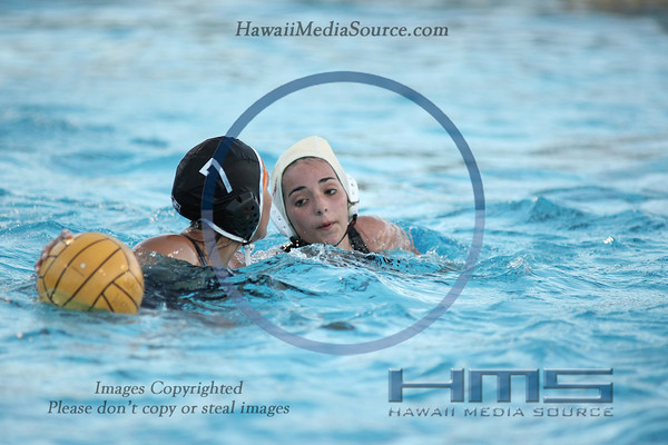 Castle Girls Water Polo - Cam 3-19-14