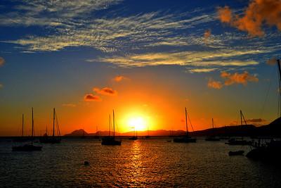 Segeln Karibik 2014