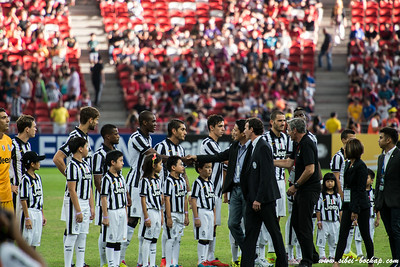 SG Selection vs Juventus 16 August 2014