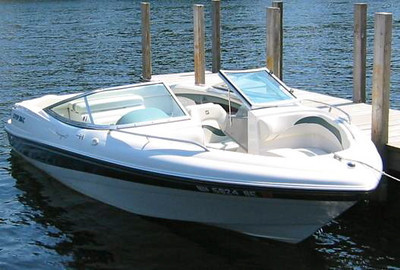 """Temerity"" 1999 Four Winns Horizon 190"