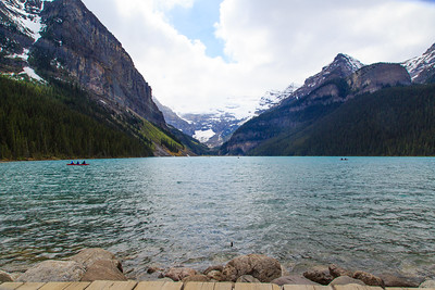 Lake Louise (May 2016)
