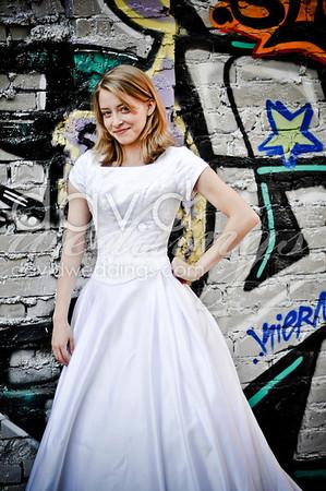 Angelina Post Wedding Bridals