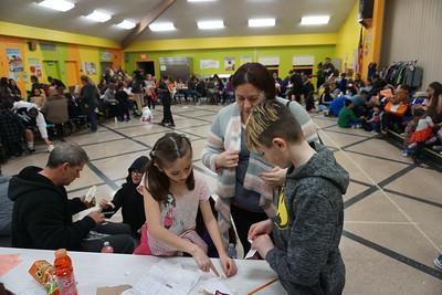 Virginia Palmer Elementary School | Jan. 30, 2018