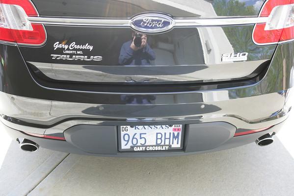 2010 Ford Tauras SHO
