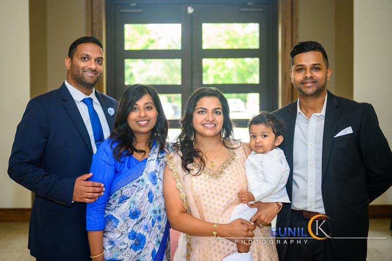 Jonathan Baptism & Birthday Celebration
