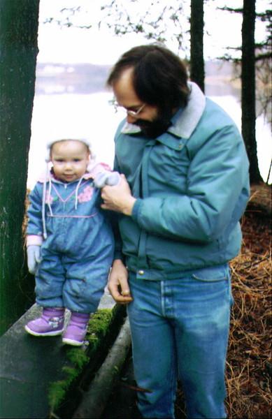 Alina & Daddy Dave, 1993, .jpg