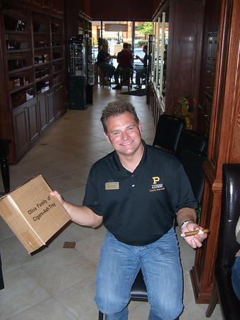PCC Cigar Tasting - October 2008