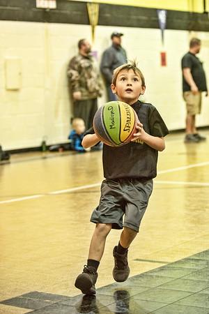Travis' Basketball Game 12-15-2018