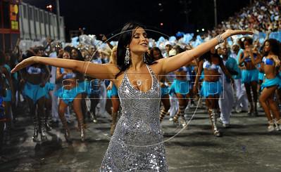 2008 Samba school rehearsal