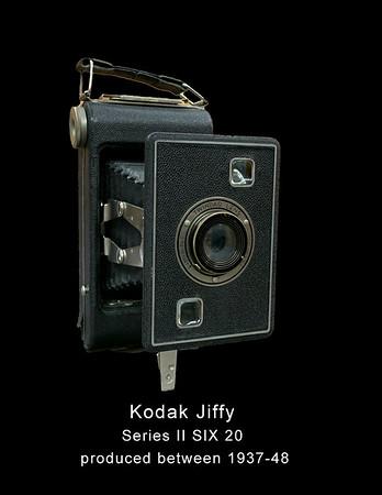 Kodak Jiffy SIX-20  1937 - 48