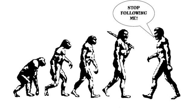 evolutionofmandrawings