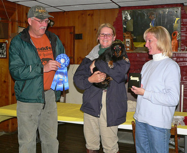 Western PA Dachshund Club Field Trials - Oct. 21-22, 2006