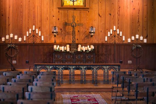 Jeffrey Meredith Intimate wedding