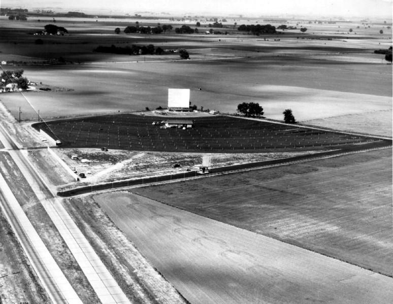 Widescreen Aerial 1950