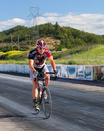 bike racing June 17, 2010