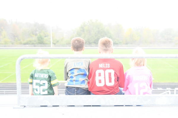 A Family on a Football Field 2018