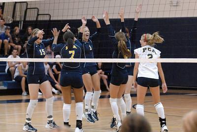 PCA-TCA Varsity Volleyball 2007