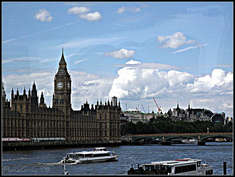 Teatime, Thames