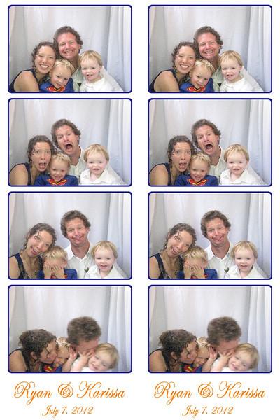 Ryan & Karissa July 7, 2012