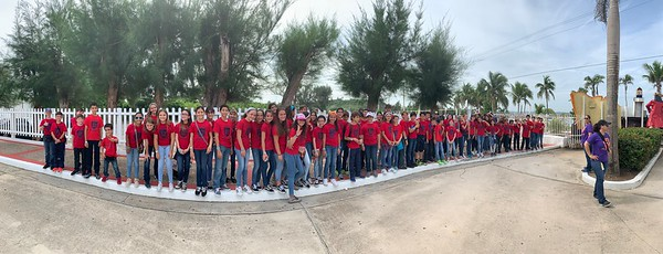 6th Grade Semana de Puerto Rico Field Trip to Arecibo