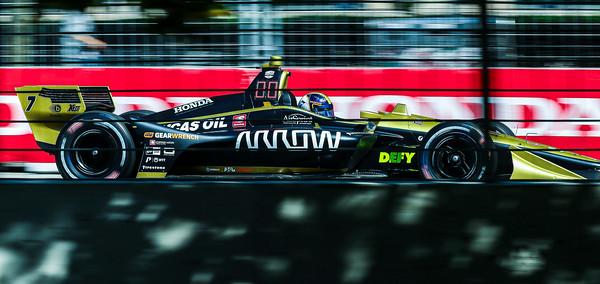 2019 IndyCar at Honda Indy Toronto