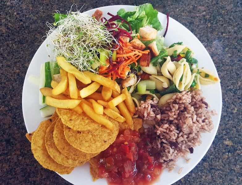 Vegan Lunch Buffet