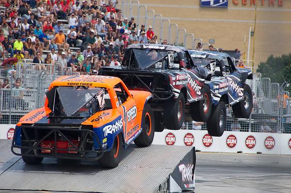 2014 Stadium Super Trucks at Toronto
