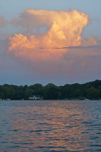 Lake Sunset 8/4/2010