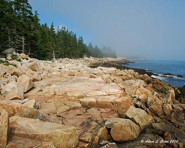 Maine Coast August 2012