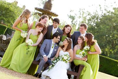 Katie and Abe Abdulghaffar Wedding