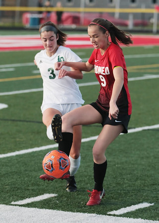 5/2019 Girls Varsity Soccer vs Lake Orion