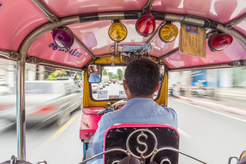 Jan 2018 Gangkok Thailand, Bangkok