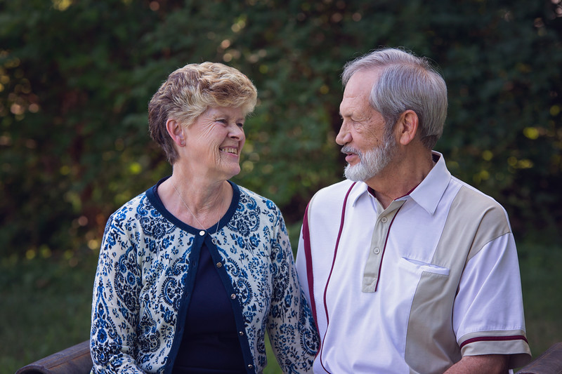 Sue and Bill