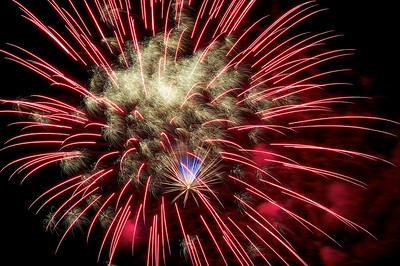Gadsden City Fireworks 7-4-11