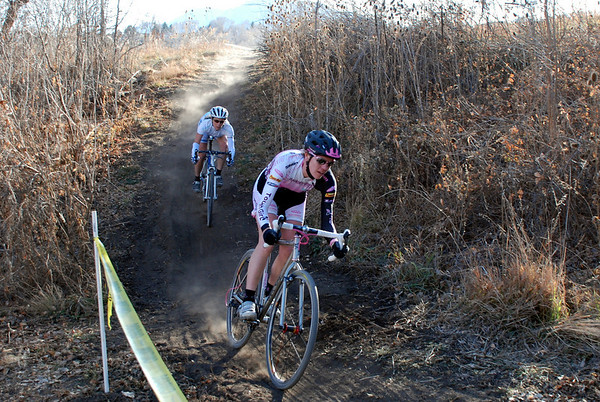 Pikes Peak Velo Cyclocross Nov 08 Women