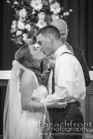 Emily & Scott | Eglin AFB Chapel | Fort Walton Beach Wedding Photographer