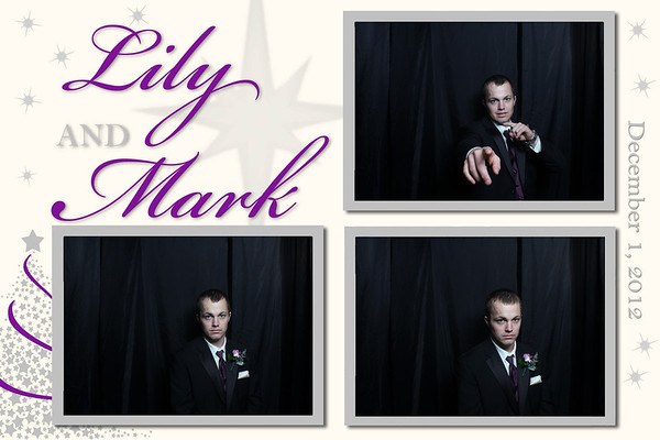 Mark and Lily's Wedding