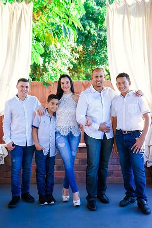 Yuliza & Family 2017