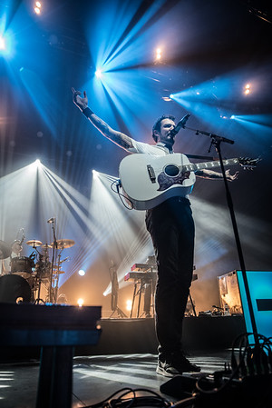 Frank Turner & The Sleeping Souls + Support, The Baths Hall, Scunthorpe (05.12.16)