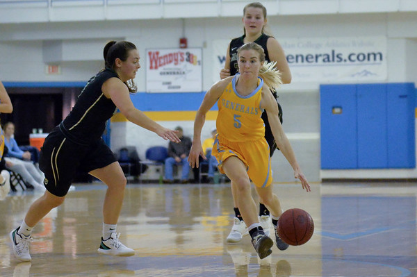 Sheridan College WBB vs. Rocky Mountain College
