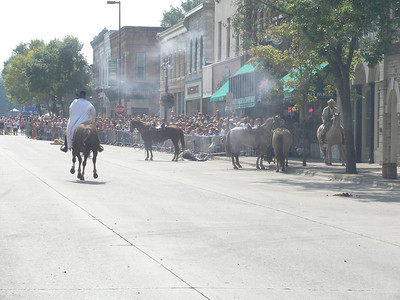 2005-09-11 - Jesse James Days - Northfield, MN