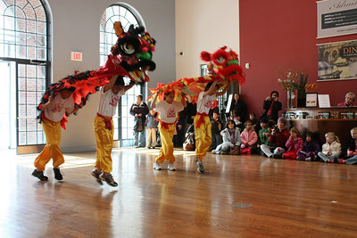 Chinese New Year 2010 at Delaware Art Museum