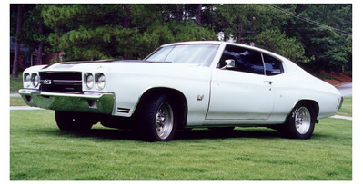 Jimmy's 1970 Chevelle SS 454