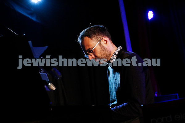 Bashevis Singers album launch. Memo Music Hall.
