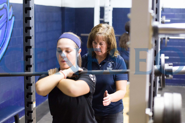 Kerry Buckley - Strength Coach (RAA)
