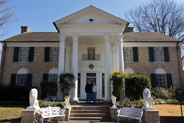 Graceland, Memphis TN (Arkansas St)